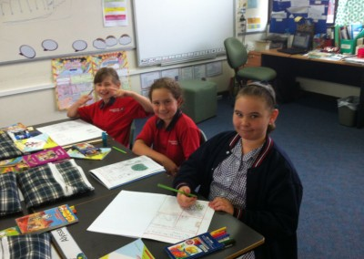 Learning in Year 4