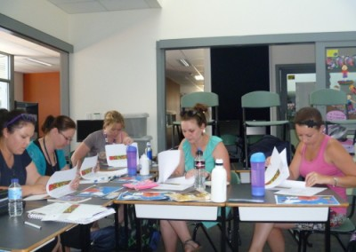 Teachers base their planning around students data.
