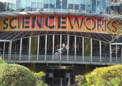 Year 3 Scienceworks Excursion 2015