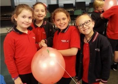 Balloon Rockets Vroom!