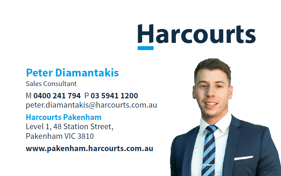 Thank you, Harcourts Pakenham!