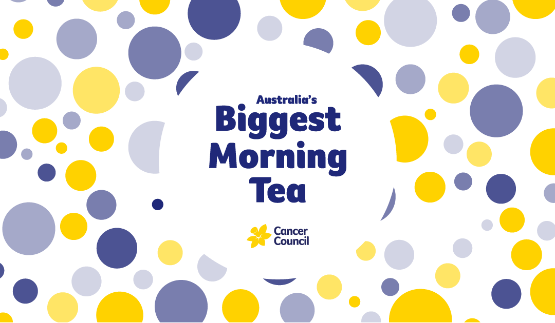 Biggest Morning Tea 2019