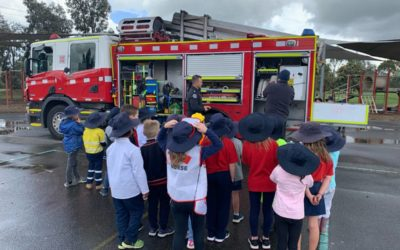Prep Community Helpers Day