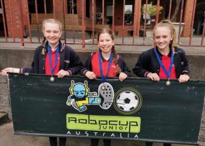 RoboCup Junior Australia 2019