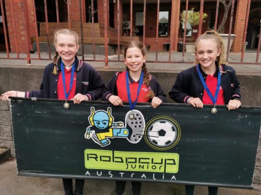 RoboCup Junior Australia 2019