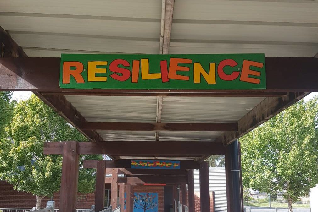 The Resilience Project is Coming – Thursday March 19th