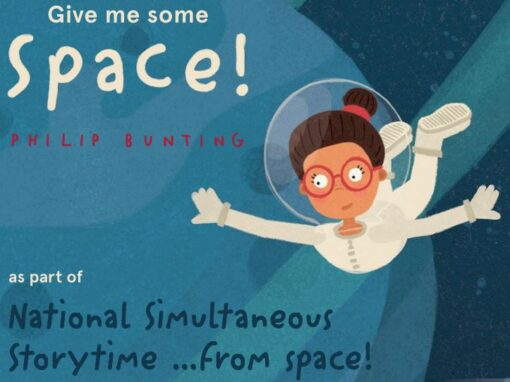 National Simultaneous Storytime… IN SPACE!